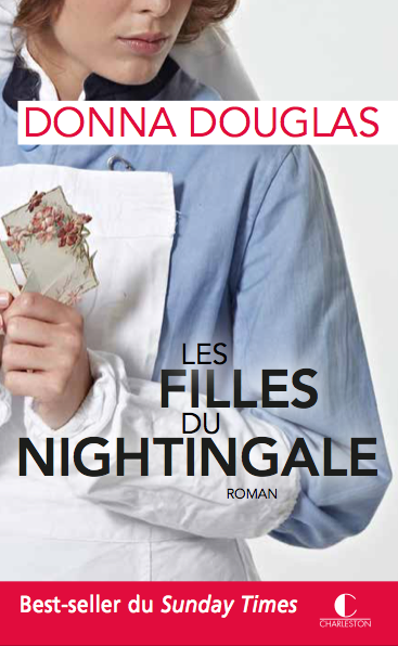 Les filles du Nightingale - Donna Douglas - Editions Charleston