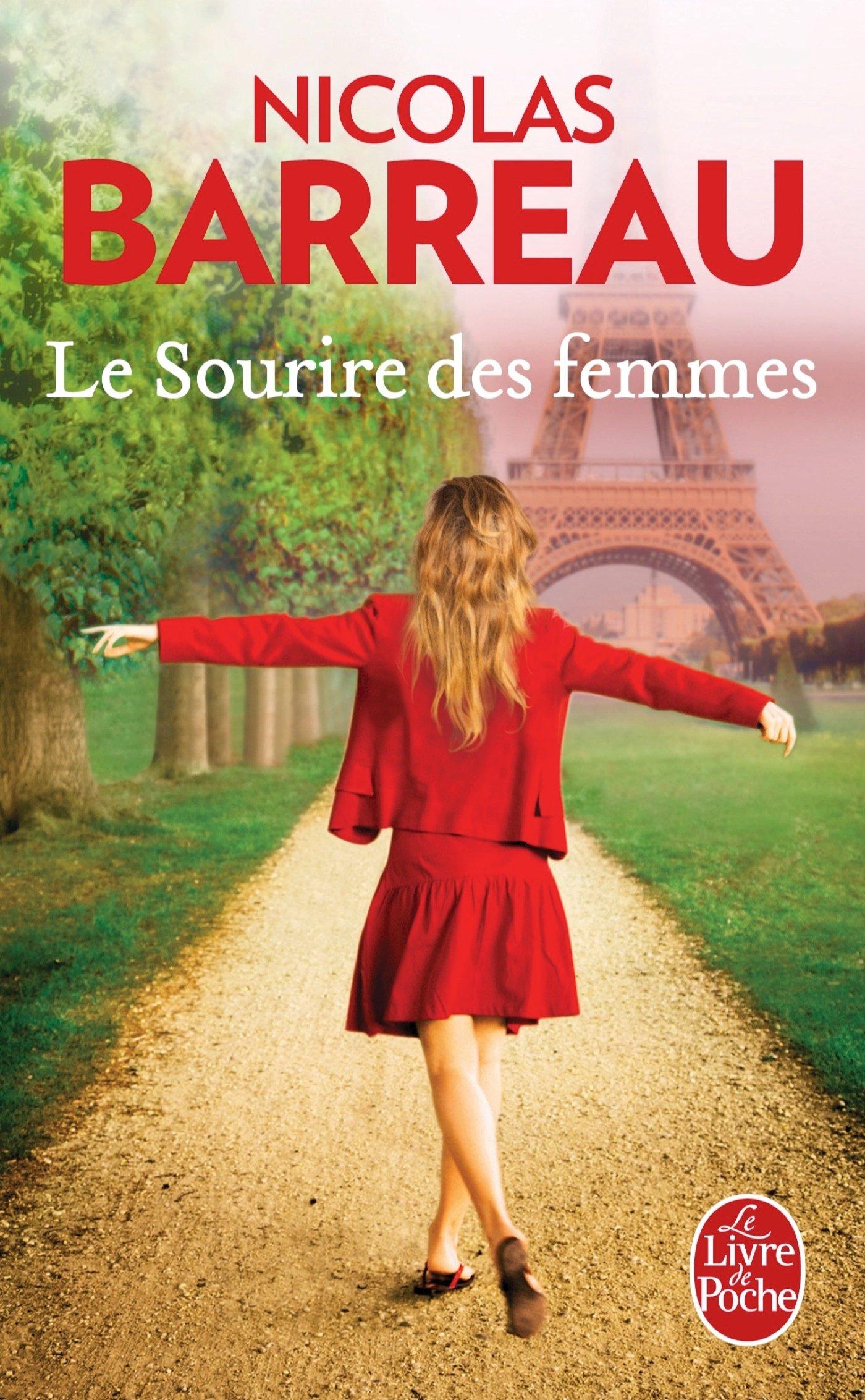 Le Sourire des femmes - Nicolas Barreau - Editions Le Livre de Poche