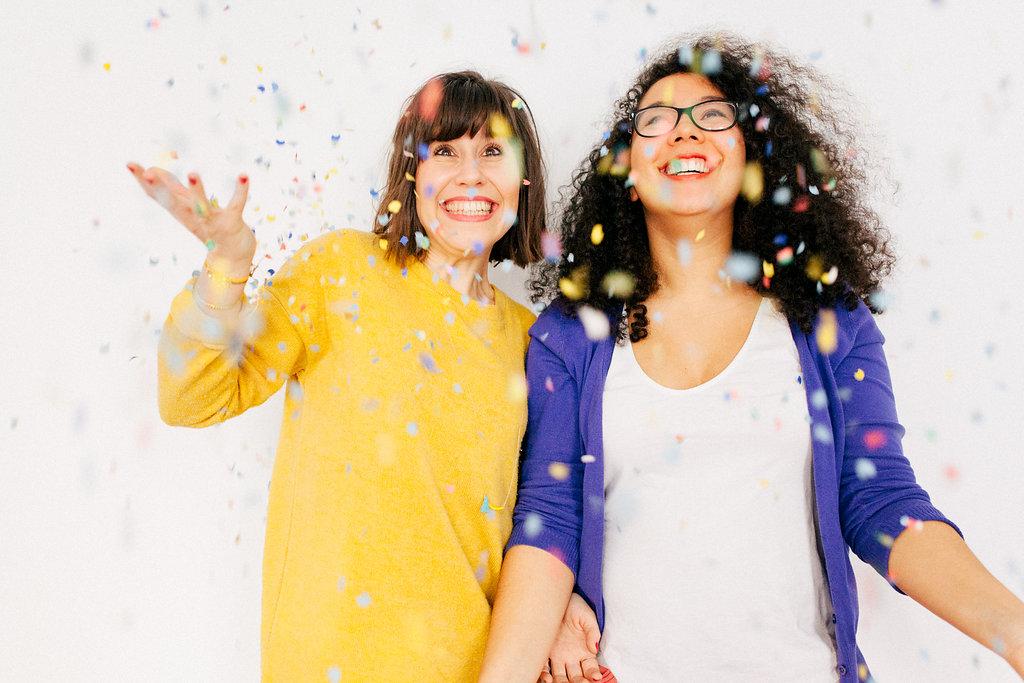 Marie et Anouk de Oh My Blog !