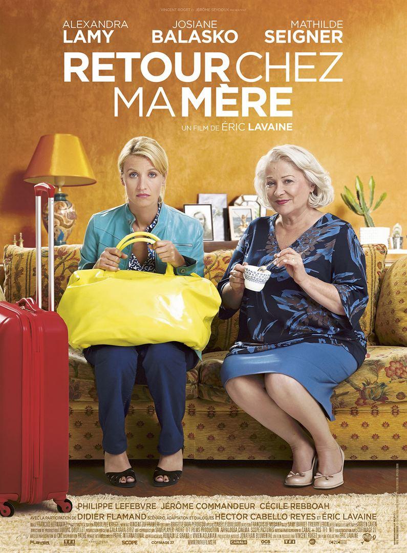 Cinéma - Retour chez ma mère
