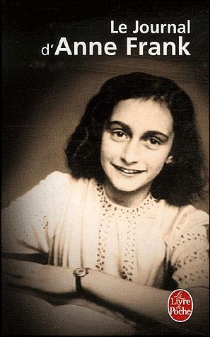 Le journal d'Anne Frank - Editions Le Livre de Poche