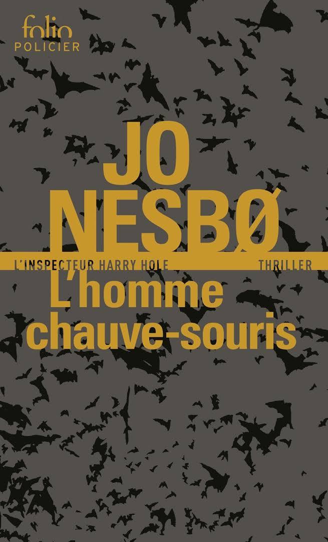 L'homme chauve-souris - Jo Nesbo - Editions Folio