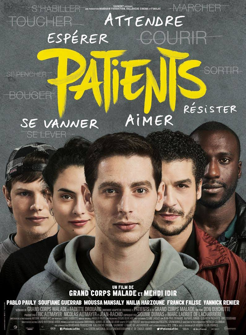Patients - Affiche du film