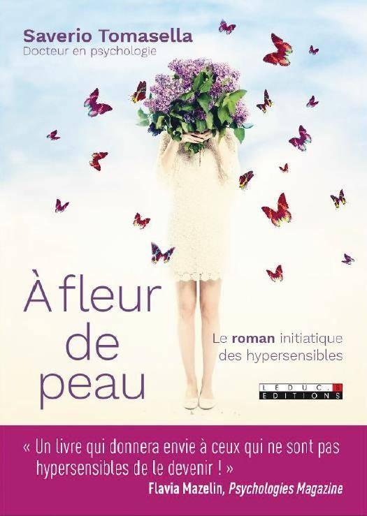 À fleur de peau - Saverio Tomasella - Editions Leduc.s
