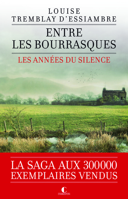 Entre les bourrasques - Les Années du Silence - T3 - Louise Tremblay d'Essiambre - Editions Charleston